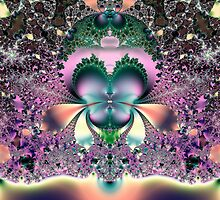 Fractal Fleur 2 by wutz4tea