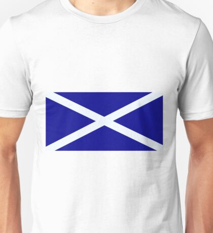 St Andrews cross Unisex T-Shirt