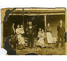 DARNALL FAMILY Photographic Print
