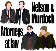 neson and murdock - past and present by athelstan