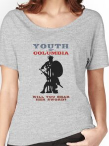 Youth of Columbia Women's Relaxed Fit T-Shirt