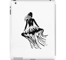 Jellyfish Girl iPad Case/Skin