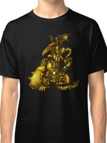 Super Metroid - Boss Statue Classic T-Shirt
