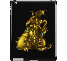 Super Metroid - Boss Statue iPad Case/Skin