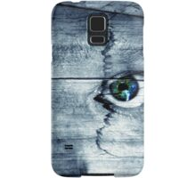Me Or Your Own Eyes? Samsung Galaxy Case/Skin