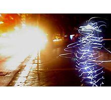 Light Knight Photographic Print