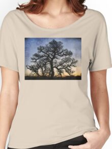 Naked Tree Women's Relaxed Fit T-Shirt