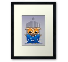 DR WOOT?.. DR WOOT?.. DR WOOT?? Framed Print