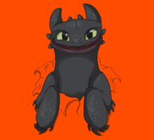 Curious Toothless Kids Clothes