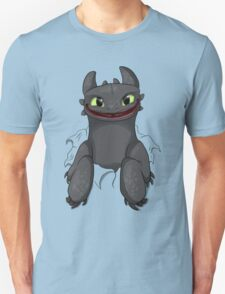 Curious Toothless T-Shirt