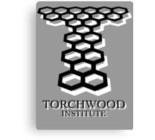 Torchwood Canvas Print