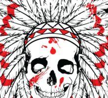 Warrior Nation  Sticker
