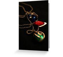 Spiritual Stones Greeting Card