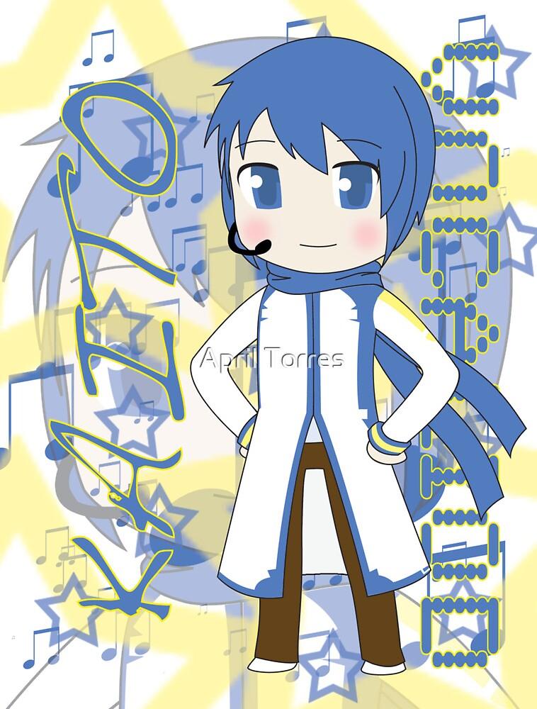 Kaito by HappyApple