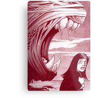 Nightmare sequence #7 Metal Print