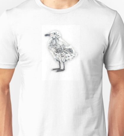 Herring Gull Chick Unisex T-Shirt