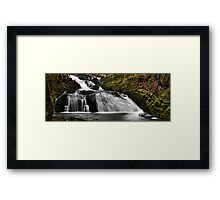 earth's forces Framed Print