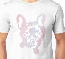French Bulldog Pastels Unisex T-Shirt