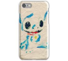 Stitch paper  iPhone Case/Skin