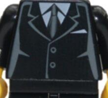 LEGO Groom Sticker