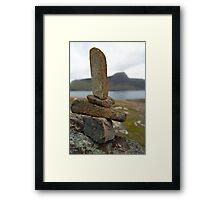 Skye Tikki Framed Print