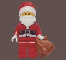 LEGO Santa One Piece - Short Sleeve