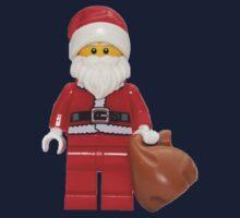LEGO Santa One Piece - Short Sleeve