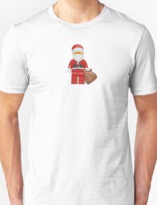 LEGO Santa Unisex T-Shirt