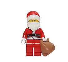LEGO Santa by jenni460