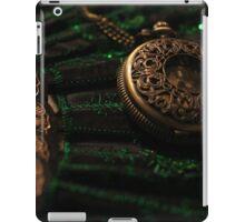 Pocket Watch and Fan iPad Case/Skin