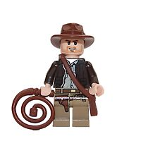 LEGO Indiana Jones by jenni460