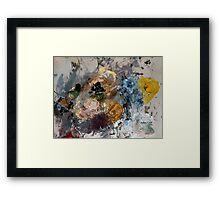 Fleurs Pour Sien de Vincent Framed Print