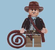 LEGO Indiana Jones One Piece - Short Sleeve