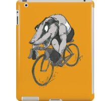 Bikin' Badger iPad Case/Skin