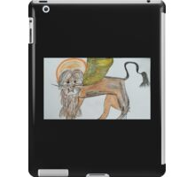 The Lion iPad Case/Skin