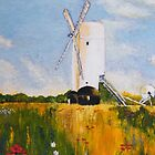 The Windmill by allwyn