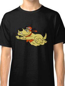 Run Muttley, Run Classic T-Shirt