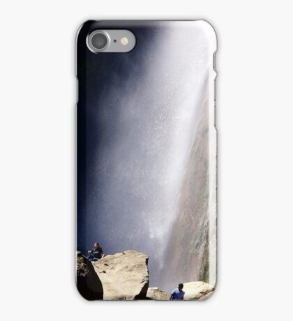On the Brink... iPhone Case/Skin