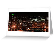 Moses Mabhida Stadium Durban Greeting Card