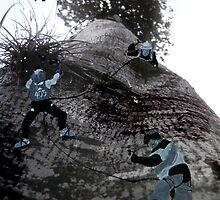 Tree Climbers by Anonimoose