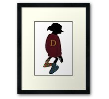Dobby is a Weasley Now  Framed Print