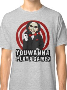 Billy - You wanna play a game? Classic T-Shirt