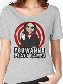 Billy - You wanna play a game? Women's Relaxed Fit T-Shirt