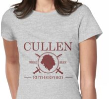 Dragon Age - Cullen Womens Fitted T-Shirt