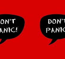 Don't Panic  by kasia793