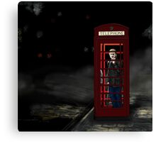"""""""Do you see it, Dr. Watson?"""" Canvas Print"""
