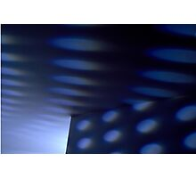 Encircled Holes Photographic Print