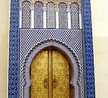 Heavens Gate, Fez, Morocco by Alison Howson