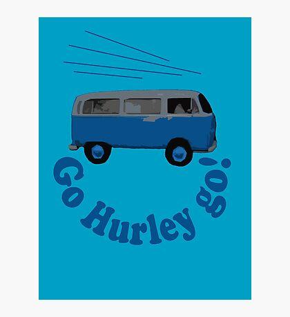 Go Hurley Go! Photographic Print