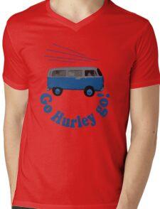 Go Hurley Go! Mens V-Neck T-Shirt